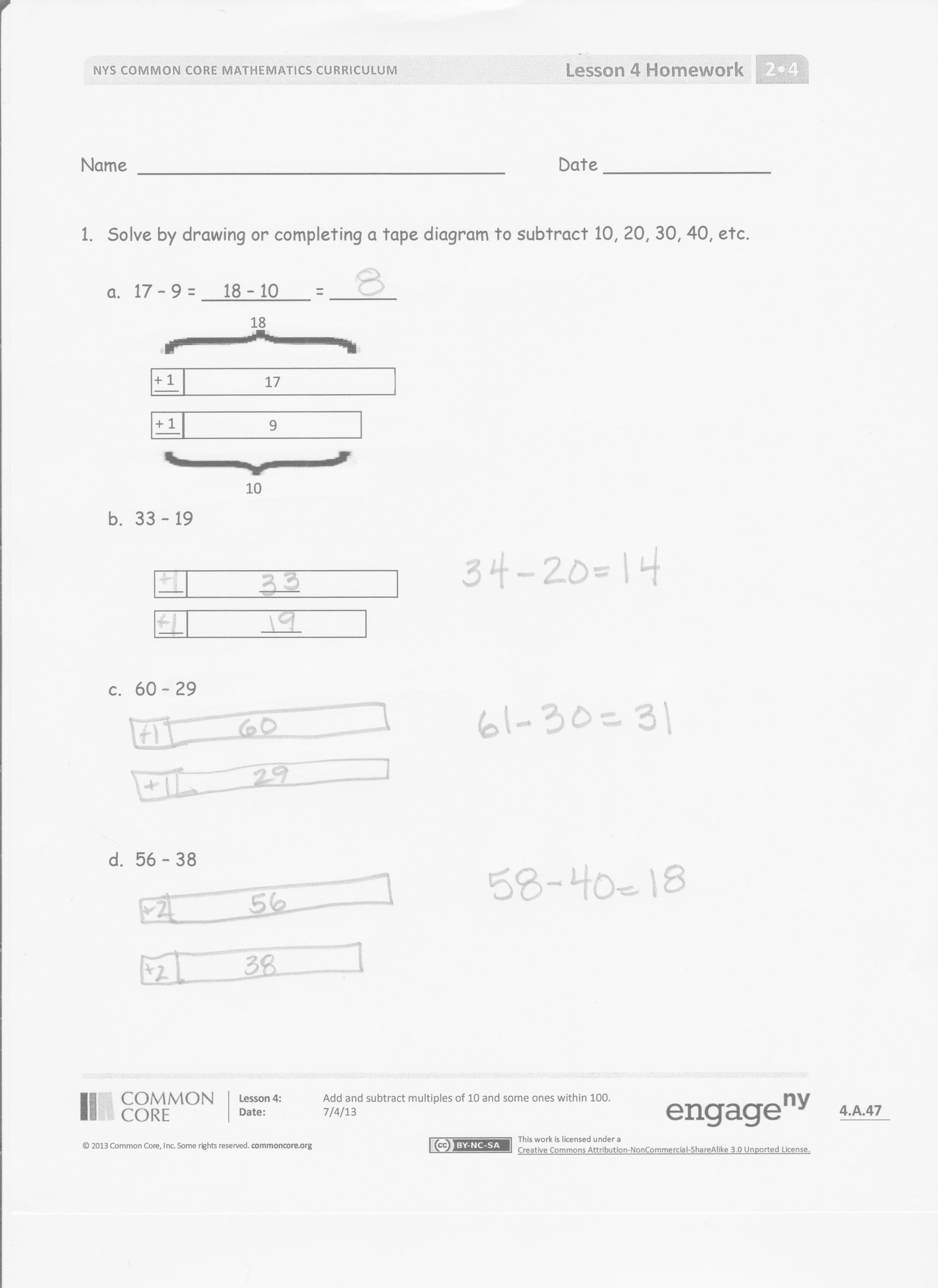 Subtraction tape diagram engageny house wiring diagram symbols unique subtract 10 from 20 ornament math worksheets ideas rh turkishmedals net examples of tape diagrams common core math examples grade 2 ccuart Choice Image